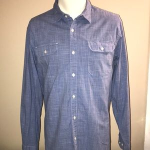APT 9 long sleeve shirt SIZE XL (slim)